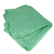 110cm Mint Green Disposable Tree Skirt and Removal Bag