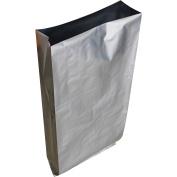 37.9l Mylar Side Seal Gusset Moisture Aluminium Barrier Bag Food Storage