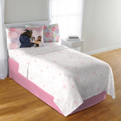 """Disney's Beauty and the Beast """"Enchanted Romance"""" Kids' Bedding Sheet Set Twin, Exclusive"""