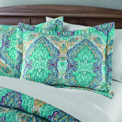 Mainstays Multicolor Paisley Quilted Collection
