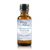 Abbey & Sullivan Fragrance Oil, Mahogany Teakwood, 30ml