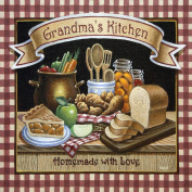 GRANDMA'S KITCHEN FRAGRANCE OIL - 60ml - FOR CANDLE & SOAP MAKING BY VIRGINIA CANDLE SUPPLY - FREE S & H IN USA