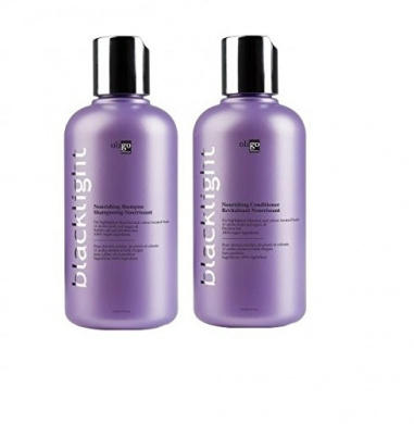 Oligo Blacklight Nourishing Shampoo and Conditioner 250ml DUO