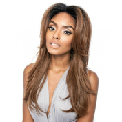 ISIS MANE CONCEPT BROWN SUGAR 33cm x 10cm FRONT LACE WIG - BSF01