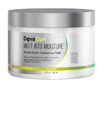 DevaCurl Melt Into Moisture Matcha Butter Conditioning Mask, 240ml
