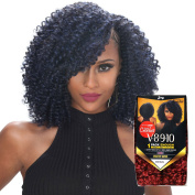 Royal Zury Synthetic Hair Crochet Braids V8.9.10 Water Wave 1Pack Enough