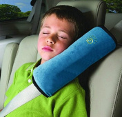 Auto Pillow Car Safety Belt Protect Shoulder Pad Adjust Vehicle Seat Belt Cushion Soft Headrest Neck Support Pillow for Kids Children