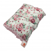 Pello Comfy Cradle - Slip-on Arm Pillow for Baby Nursing - Reversible, Adjustable, Washable, Durable, Sarah/ Light Pink
