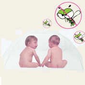 Binmer(TM) Baby Portable Folding Mosquito Mesh Dome Curtain Net