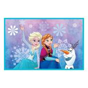 Disney's Frozen Chilly Air Kids Rug