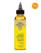 TALIAH WAAJID Gro Hair Gro Bamboo And Coconut Milk Growth Oil 4.FL.OZ