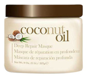 PU Beauty Hair Nourishment Coconut Oil Mask for Enriched Hair, White, 180ml