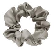 L. Erickson USA Medium Ponytail Holder - Silk Charmeuse Thatched