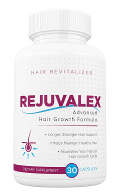 Top Rated Hair Growth Formula - Naturally Grow Hair Faster - Healthy Hair For All Types - Now Available Without Prescription!