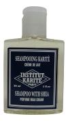 Institut Karite Shea Milk Cream Shampoo lot 16 Each 30ml bottles. Total of 470ml