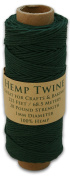 70m Spool of 1mm 100% Hemp Twine Bead Cord In Your Choice of Colour