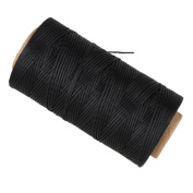 CNBTR 210D 180m Polyester Flat Sewing Waxed Linen Cord Handwork Waxed Thread for Leather