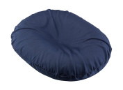 BodyHealt 46cm Donut Seat Ring Cushion Comfort Pillow for Haemorrhoids, Prostate, Pregnancy, Post Natal Pain Relief, Surgery