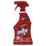 Resolve® Stain Remover Carpet Cleaner 650ml Spray Bottle