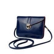 Aurorax Women Fashion Zero Purse Messenger Bag Leather Handbag Single Shoulder