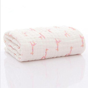 Baby Six Layers of Gauze Bath Towels Extra Soft & Absorbent Blankets