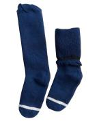 Winter Baby Knee High Stockings Tube Socks for Children Navy