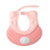 Ztl Adjustable Baby Shower Cap Shampoo Bath Bathing Protection Soft Cap Sunshade Visor Hat for Toddlers Kids