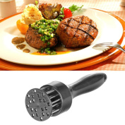 New Professional Stainless Steel Meat Tenderizer Needle Prongs Kitchen Tool