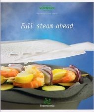 Full Steam Ahead Cook Book [Hardback]
