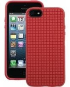 Speck Products PixelSkin HD Case for iPhone 4/4S - 1 Pack Red