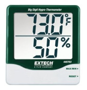 Extech Instruments 445703 Big Digit Hygro-thermome
