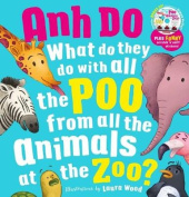 What Do They Do With All The Poo From All the Animals At the Zoo with Scratch 'n' Sniff Stickers