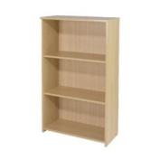 Jemini 1200mm Medium Bookcase Ferrera Oak Kf73513