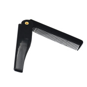 Hairdressing Beauty Folding Beard And Beard Comb Beauty Tools For Men