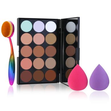 Contour Palette, ETEREAUTY 15 Colours Cream Contour Kit and Highlight Makeup