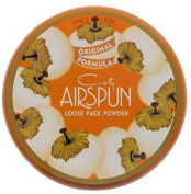 2 Pack of Coty Airspun Loose Face Powder, Translucent Extra Coverage 70mlea