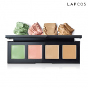 [LAPCOS] Colour Correcting Palette 5.5g - All in One Skin Problem Coverage Base Makeup
