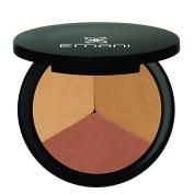 EMANI Vegan Cosmetics Trio Brow Colours 402, Blonde Brown, 5ml