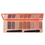 Fenleo 10 Colours Makeup Eyeshadow Palette Shimmer Matte Eye Shadow Cosmetics Beauty New