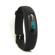 Willful Non-Bluetooth Pedometer Bracelet Fitness Tracker Watch with Step Calories Counter Sleep Monitor Distance Time / Date (Simple,No app,No Phone need) for Walking Running Kids Men Women
