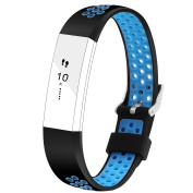 AdePoy Fitbit Alta Bands and Fitbit Alta HR Bands, Small Large Replacement Wristband Sport Bands for Fitbit Alta HR and Fitbit Alta
