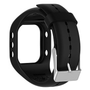 Band For Polar A300, Soft Adjustable Silicone Replacement Wrist Watch Band For Polar A300 Watch