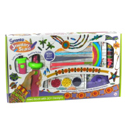 Splendid Jewellery Studio - Fun craft kit for girls - Make trendy accessories using automated Quilling & Beading Tool