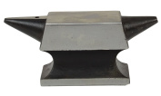 ManOnMoon Stainless Steel Superior Bench Horn Anvil with Flat Base 11 x 3 x 5 cm