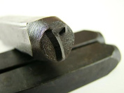 """3/8"""" Number """"7"""" Stamp-Punch-Hand-Tool-Gold Bar-Silver-Trailer-Metal-Leather"""