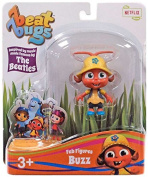 Beat Bugs - FAB FIGURES BUZZ Action Figure - Inspired by Music Made Famous by THE BEATLES