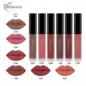 Outtop Waterproof Matte Liquid Lipstick All Day Lipcolor 3 Colour Set