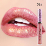 Hot Sales! DEESEE(TM) Waterproof Long Lasting Liquid Velvet Matte Lipstick Makeup Lip Gloss Lip