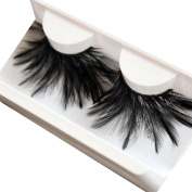 Fake Eyelashes,Aritone Drama Stage Dressing Party Feathers False Eyelashes