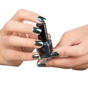 LOUSHI Fashion Mirror Nail Polish Plating Silver Paste Metal Colour